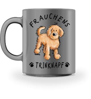Frauchens Trinknapf Golden Doodle Tasse
