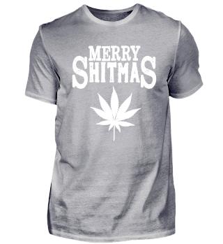 MERRY SHITMAS - KIFFER CANNABIS X-MAS