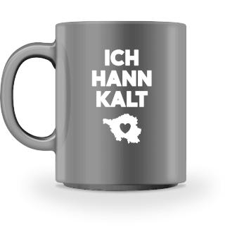 Saarland - Hann Kalt - Tasse