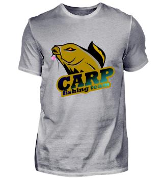 Carp fishing team angeln karpfen angler