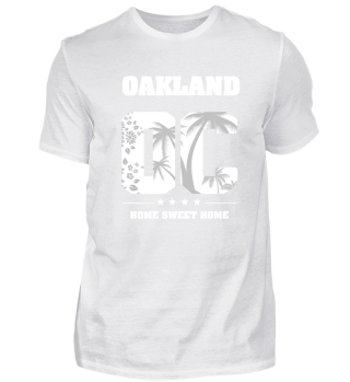 Oakland - O.C. California, Kalifornien, USA, Amerika, Amerikanisch, Orange, County, trump T-Shirt Shirt
