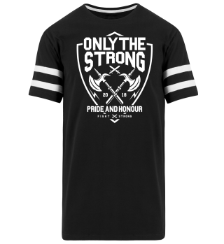 Strong Herren T Shirt Kurzarm Ramirez