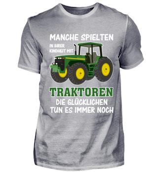 Traktor Landwirt T-Shirt