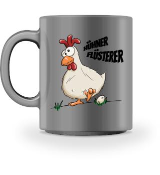 Hühner Flüsterer Witziges Bauernhof Huhn