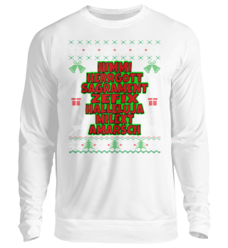 HIMMI HERRGOTT UGLY SWEATER