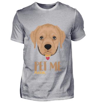 D007-0058 Pet me please Dog / Hunde