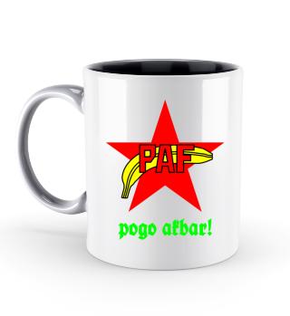 PAF - Pogo Armee Fraktion - pogo akbar!