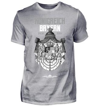 Königreich Bayern - Großes Wappen