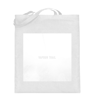 Vapour Trail (weißer Print)