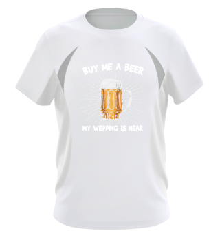buy me a beer Bachelor Party Stag Night