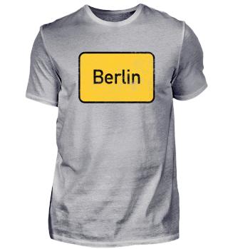 Berlin Ortsschild