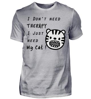 Cat Shirt funny Cats Gift Kitty Animal