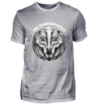 ☛ SCHUTZGEIST · WOLF · KREIS · GRUNGE #5W