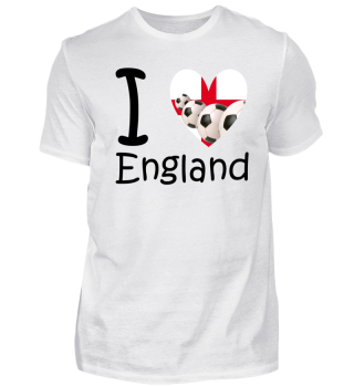 I love England and soccer