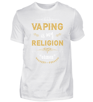 Vaping Religion