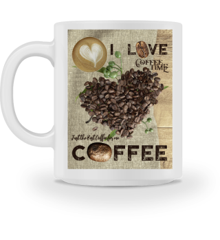 ♥ I LOVE COFFEE #1.8.2T