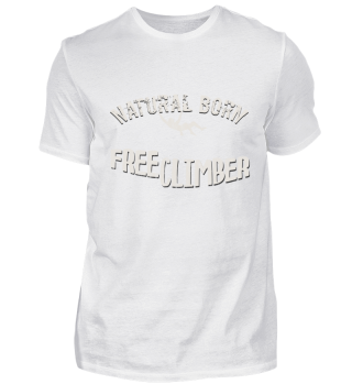Natural born Freeclimber Klettern