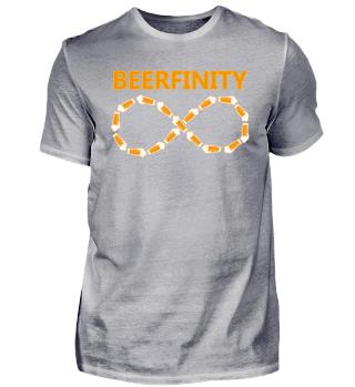 BEERFINITY Bier Beer Infinity saufen