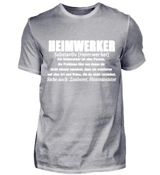 Heimwerker - Heimwerker Definition