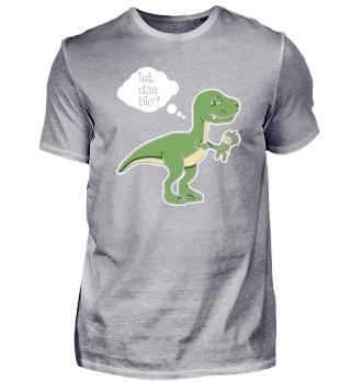 Ist das Bio? Dino - Vegan - Dinosaurier