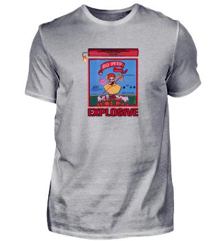 Cooles Shirt Firecracker Geschenkidee