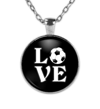Love Fußball - Kette