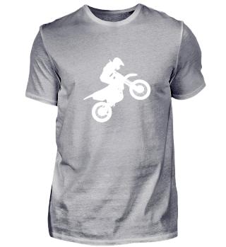Motocross T-Shirt / Motorrad