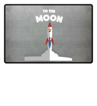 'Monero to the moon' Shirt