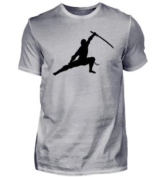 Kampfsport Ninja Geschenk