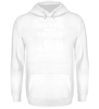 Trucker Shirt-Privilege
