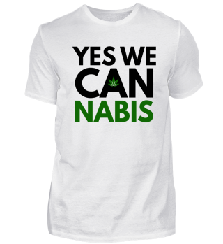 Yes we can - Legalize It