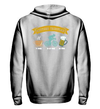 Radfahrer Hoodie