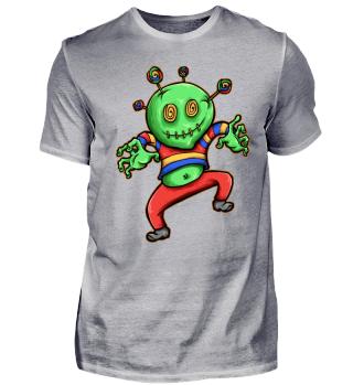 Candy Boy - Monster-Shirt