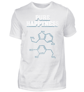 Pure Happyness Serotonin Dopamine