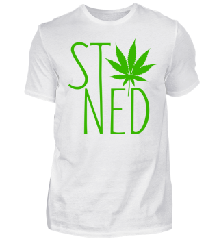 Stoned - what else - green