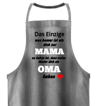 Mama Kochschürze Geschenk