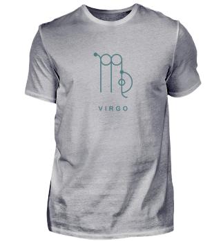 ★ Astrology Zodiac Symbol - Virgo 1