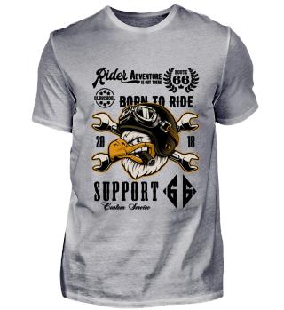 ☛ Rider - Support 66 #1.7