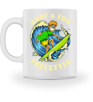♥ SURF & FUN #4SAT