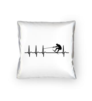 Heartbeat Wakeboarding Wakeboarder Gift