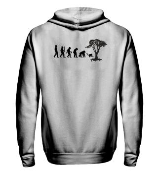 Evolution Of Humans - Back Roots 1