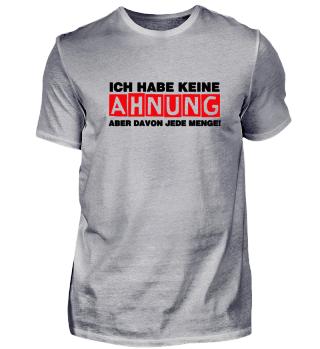 ☛ KEiNE AHNUNG #1.3