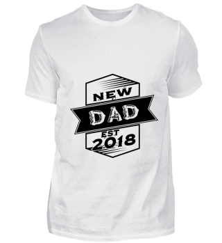 GIFT- NEW FAMILY DAD 2018 DESIGN