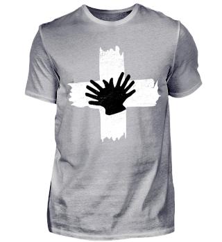 Albanien Adler Schweiz T-Shirt