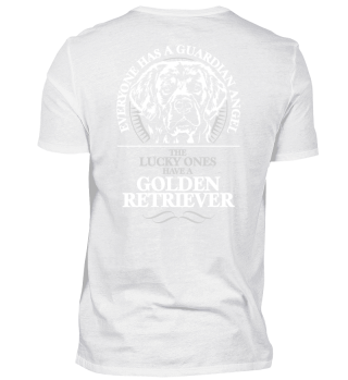 GOLDEN RETRIEVER Guardian Backprint