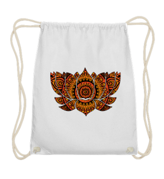 ★ Folklore Mandala - Lotos Flower I