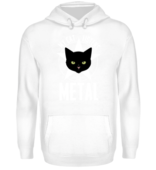 Cat Shirt - Metal