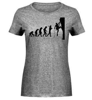 Climbing Climber Mountain Gift Shirt