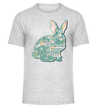 ★ Artistic Ethno EASTER BUNNY 5