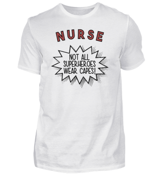 Superhero Capes Nurse
